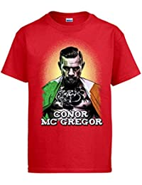 Camiseta Conor McGregor boxeador