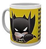 GB Eye LTD, DC Comics, Emoji Batman, Tasse de ceramique