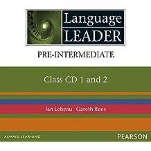 Language Leader Pre-Intermediate Class CDs
