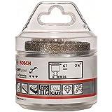 Bosch 2608587130 Scie-trépan diamantée à sec Dry Speed Best for Ceramic 67 x 35 mm, 1 pièce