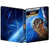 Avengers: Infinity War - Steel Book - 3D BD + BD