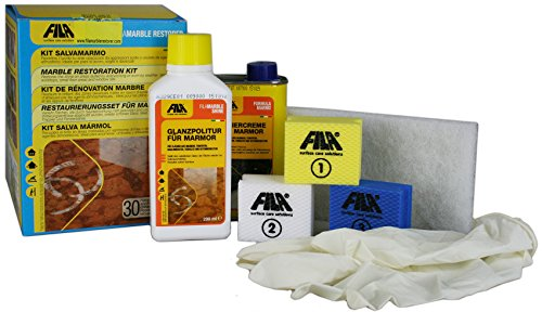 Fila® Restaurierungsset für Marmor -