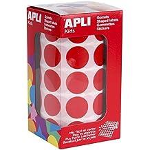 Apli 946008 - Gomets de papel, 20 mm