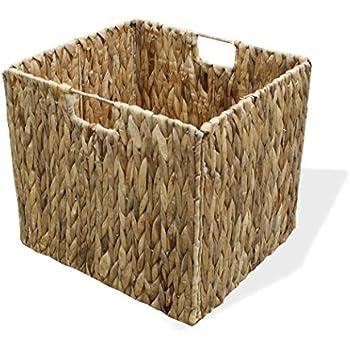 KMH®, Extra grosse Korb-Box aus geflochtener