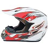 LXLX Motorradhelm, Cross-Country-Helm, Vier Jahreszeiten männlicher Sporthelm (Farbe : E, größe : L)