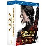 Hunger Games - L'intégrale : Hunger Games + Hunger Games 2 : L'embrasement + Hunger Games - La Révolte : Partie 1 + Partie 2