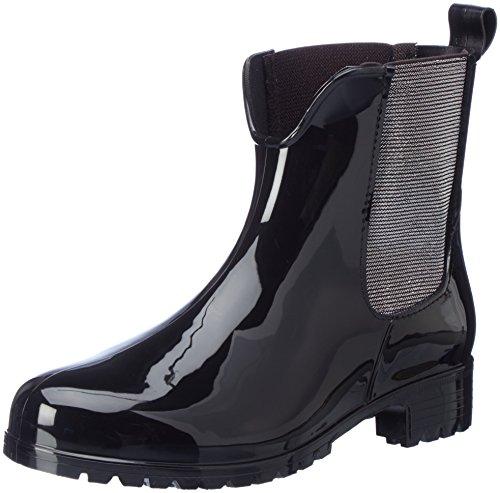 Tamaris Damen 25445 Chelsea Boots, Schwarz (Black), 39 EU