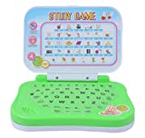 #8: BASAVA Educational Mini Laptop with Sound for Kids (Multicolor)