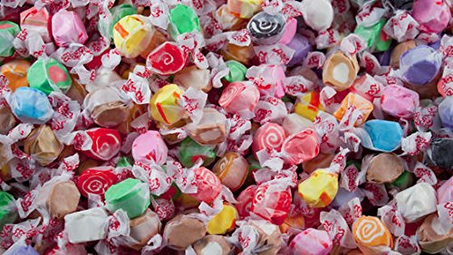 American assorted salt water taffy bag 500g (Taffy Town)