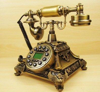 pastoral-europeen-telephone-telephone-telephone-telephone-bureau-retro-creative-home-carte-sans-fil