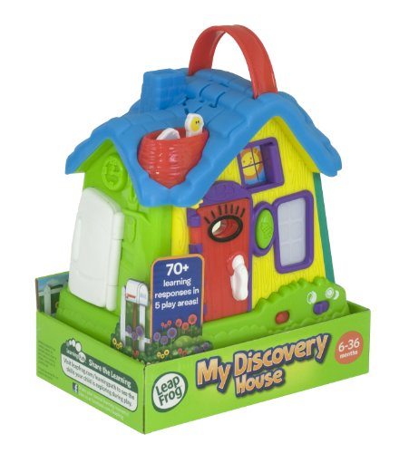 Leap Frog Leapfrog Little Learning Home, Multi Color