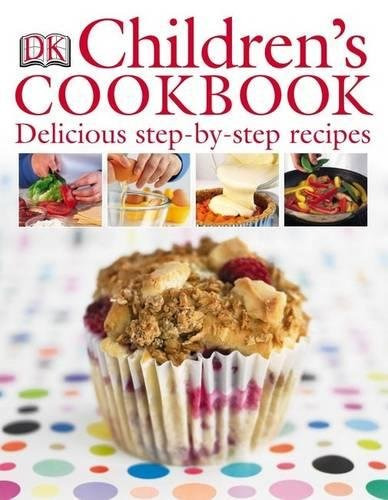 Children's Cookbook: Delicious Step-by-Step Recipes por Katharine Ibbs