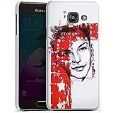 Samsung Galaxy A3 (2016) Housse Étui Protection Coque Frank Sinatra Dessin Homme