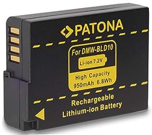 Bundlestar Qualitätsakku für Panasonic DMW BLD10 mit Infochip Intelligentes Akkusystem - Für Panasonic Lumix DMC GF2 G3 GX1 bei GF2