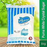 Purna White Crystal Sugar - 1 kg