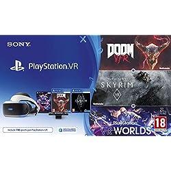 PlayStation 4: PlayStation VR - Tri-Pack [Bundle]
