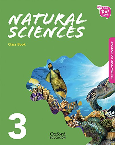 New Think Do Learn Natural Sciences 3. Class Book (Madrid)