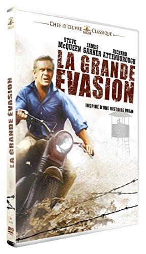 Book's Cover of La Grande évasion