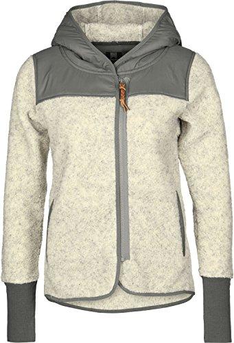 holden-sherpa-w-veste-polaire-oatmeal-grey