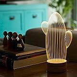 Studio Cheha Lampe bulbing Kaktus