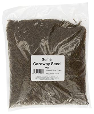 Bulk Whole Spices Caraway Seeds 1 kg by Bulk Whole Spices