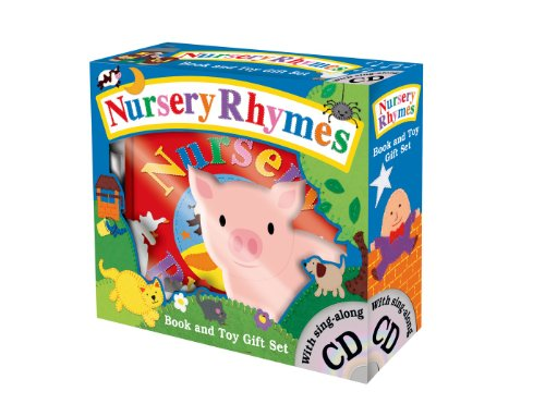 Nursery Rhymes: Book and Toy Gift Set (Baby Boxsets)