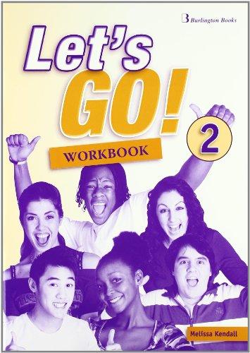 Lets go! 2 workbook - edición 2010