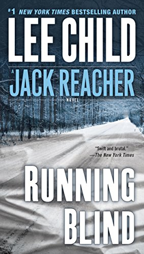 Running Blind (Jack Reacher, Book 4) por Lee Child