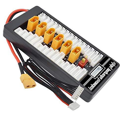 Preisvergleich Produktbild ForceSthrength HotRc 2S-6S Plug XT60 Lipo Battery Parallel Charging Board for IMAX B6 Charger