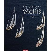Classic Yachts - Kalender 2017