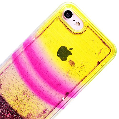 Coque iPhone 4 / iPhone 4S, HB-Int Etui iPhone 4 / 4S Silicone Souple Flexible Motif Rainbow Antichoc Sables Mouvants Housse Anti Rayure Shockproof Soft TPU Case Cover pour Apple iPhone 4 / 4S - Rayur Arche