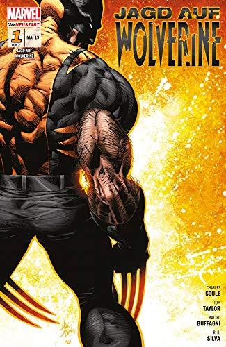 Jagd auf Wolverine: Bd. 1 (von 2): Auf der Spur einer Leiche - Wolverine Marvel Comics