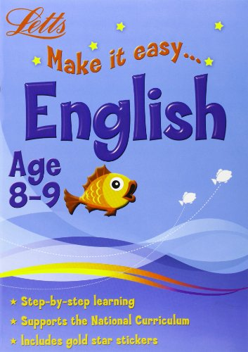 English Age 8-9 (Letts Make It Easy)