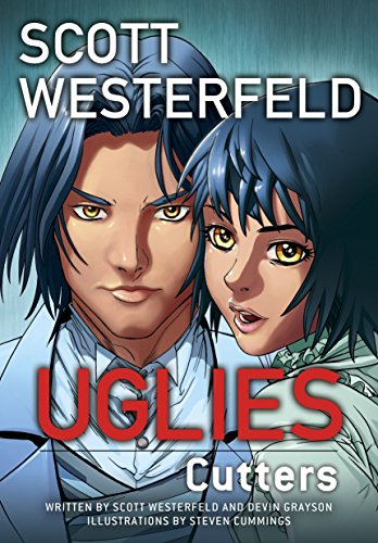 Uglies: Cutters (Graphic Novel) por Scott Westerfield