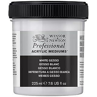 Winsor & Newton 225ml Acrylic White Gesso