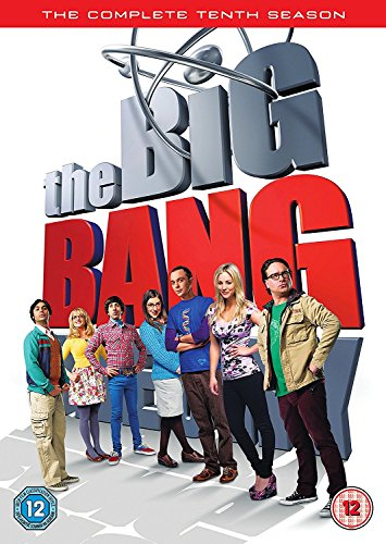 The Big Bang Theory - Season 10 [UK Import] - Bang Dvd Theory