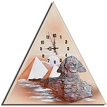 """Bilderdepot24 horloge murale """"Egypte M3"""" 50x50cm F 24"""