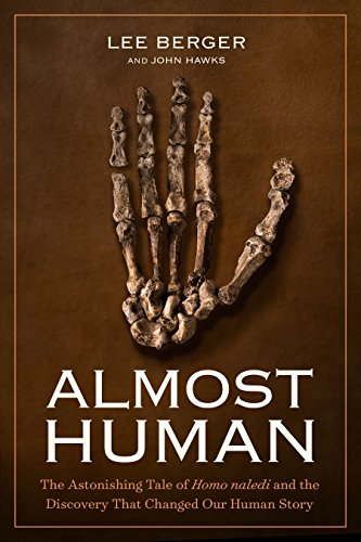 Almost Human por Lee R Berger