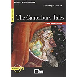 The Canterbury tales book. Con CD [Lingua inglese]