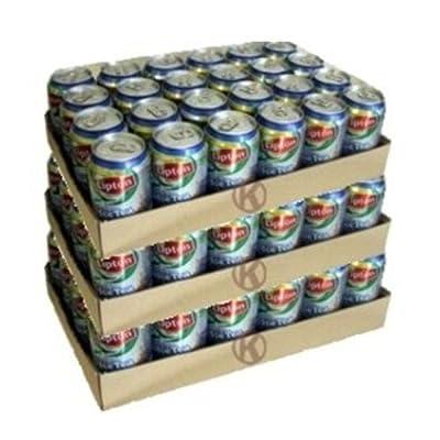 Lipton Ice Tea 'Sparkling Zero' 72 x 0,33l Dose XXL-Paket (Eistee)