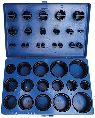 Preisvergleich Produktbild BGS 8061 O-Ring Sortiment, Durchmesser 1/8-2 Zoll, 419-teilig
