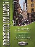 Nuovo Progetto Italiano: Quaderno Degli Esercizi 3, Level B2-C1