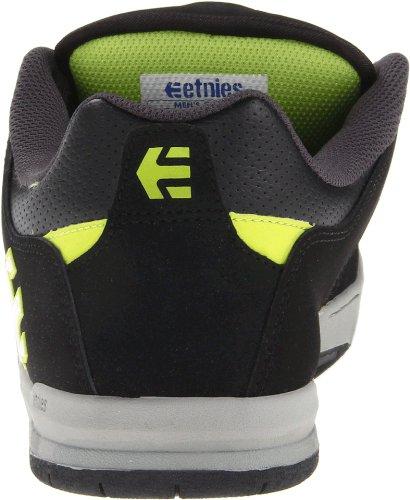 Etnies CARTEL Herren Sneaker Schwarz (BLACK/LIME 895)