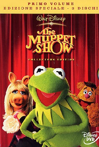 Muppet show (collectors edition) Volume 01 [3 DVDs] [IT Import]