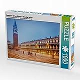 Campanile di San Marco in Venedig, Italien 1000 Teile Puzzle quer (CALVENDO Orte)