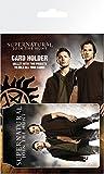 Supernatural Porte-Carte Bancaire pour Fans - Saving People (10 x 7 cm)