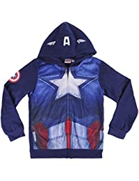 Capitan America sudadera T12