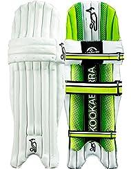 Kookaburra Kahuna 150deportes espinilleras para bateador de críquet Batsman pierna protección guardias, hombres