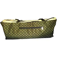 Orgner Multipurpose Large Yoga Mat Bags / Sports Gear Bags . Design : Yoga abstract design