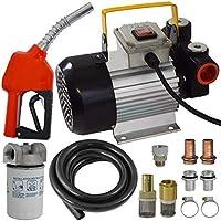 12V Pumpe Diesel Pumpe Tankreinigung Tankstelle Filter Tanken Filteranlage
